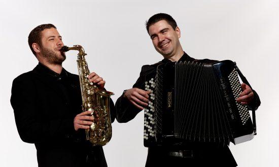 Duo modéré - Zdravko Zivkovic und Adrian Planitz